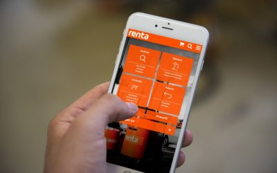 Renta Easy services to construction sites