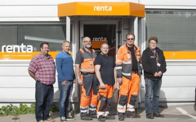 Renta caters to the construction boom in Turku