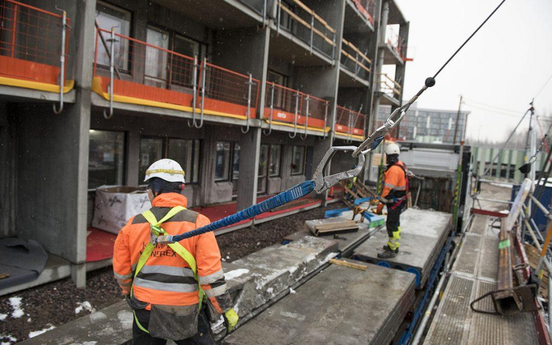 Safety-Deck – Turvaa ontelolaattakuormien purkuun