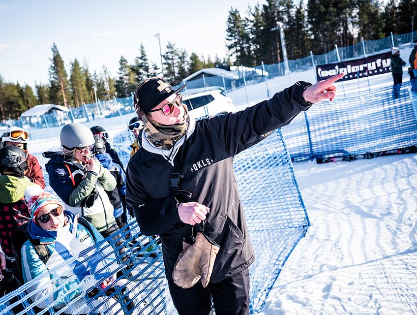 Matti Suur-Hamari ja Renta yhteistyöhön