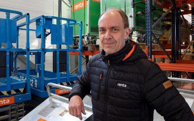 Haastattelussa Renta Groupin toimitusjohtaja Kari Aulasmaa