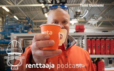 """Renttaaja Podcast #11 – """"Renta Easyssa myydään asiakkaalle säästöä"""" – Tomi Uuniemi"""