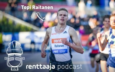 Renttaaja Podcast #13 – Topi Raitanen Renttaaja-podcastissa – Tokiosta tuoreiden pullien ääreen